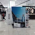 New brand area HUGO BOSS. Hold a direction to success!